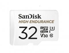 SanDisk HIGH ENDURANCE MICROSD SQQNR 32 GB
