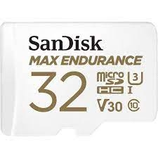 SanDisk MAX ENDURANCE MICROSDHC SQQVR 32 GB