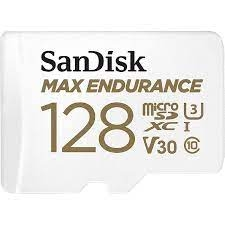 SanDisk MAX ENDURANCE MICROSDHC SQQVR 128 GB