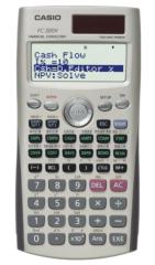 Casio FC-200V 涵數計數機 灰色
