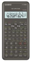 Casio FX-100MS-2-W-DH-W 涵數計數機 黑色