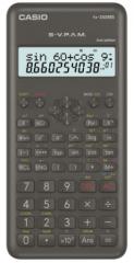 Casio FX-350MS-2-W-DH-AR 涵數計數機 黑色