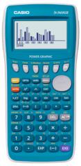 Casio FX-7400GII 涵數計數機 藍色