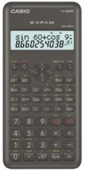 Casio FX-82MS-2-W-DT-AR 涵數計數機 黑色