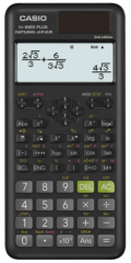 Casio FX-85ES PLUS-2涵數計數機 黑色