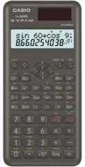 Casio FX-85MS-2-W-DH-AR 涵數計數機 黑色