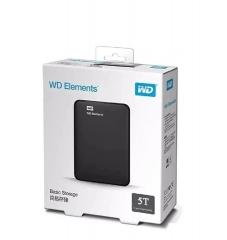WD 5TB 外置 Hard Disk WD Elements 5TB 可攜式硬碟 5TB