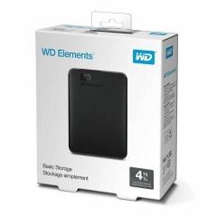 WD 4TB 外置 Hard Disk WD Elements 4TB 可攜式硬碟 4TB