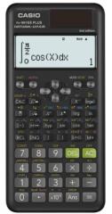 Casio FX-991ES PLUS-2WDTW 涵數計數機 黑色