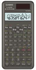 Casio FX-991MS-2-W-DH-W 涵數計數機 黑色