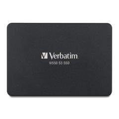 Verbatim Vi550 internal SSD 256GB SSD記憶體 太空灰