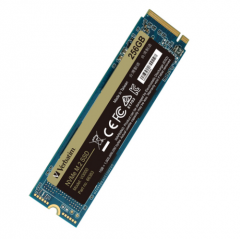 Verbatim Vi3000 M.2 NVMe 1.3 internal SSD 256GB