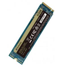 Verbatim Vi3000 M.2 NVMe 1.3 internal SSD 512GB