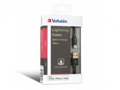 Verbatim 65360 Sync&Charge Lighting Cable 充電線