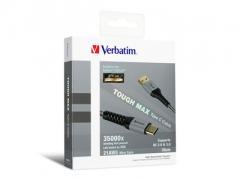 Verbatim 66116 Type C to A TOUGH MAX Cable 充電線 太空灰