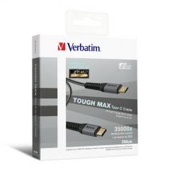Verbatim 66066 C to C TOUGH MAX (Kevlar) Cable 充電線
