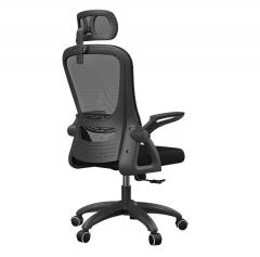 FAX88 Soho P系列 辦公椅 電腦椅 書房椅 升降扶手 黑框黑布+頭枕