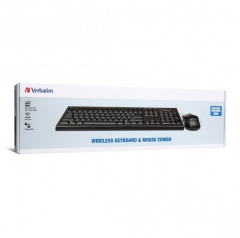 Verbatim 66519 Wireless Keyboard&Mouse 無線鍵盤滑鼠套
