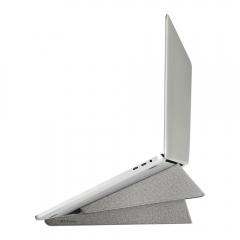 Verbatim 66378 3-Level Adjustable Laptop Stand 灰色