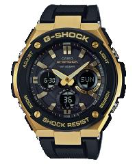Casio G-SHOCK GST-S100G-1A 金黑色