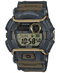 Casio G-SHOCK GD-400-9 灰啡色