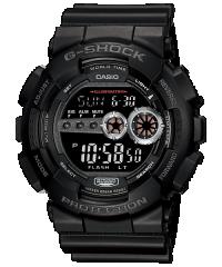 Casio G-SHOCK GD-100-1B 黑色