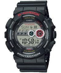 Casio G-SHOCK GD-100-1A 黑色