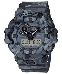 Casio G-SHOCK GA-700CM-8A 灰色