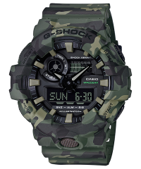 Casio G-SHOCK GA-700CM-3A 綠色
