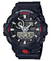 Casio G-SHOCK GA-700-1A 黑色