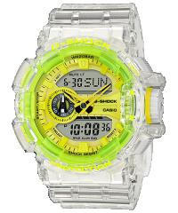 Casio G-SHOCK GA-400SK-1A9 黃色