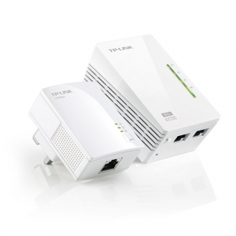 TP-Link TL-WPA281KIT (300M) AV200 Wireless N Power