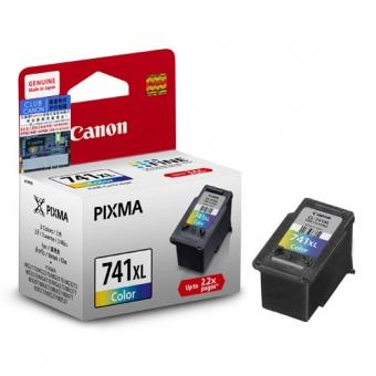 Canon CL-741XL (大容量) (原裝) Ink Color