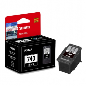 Canon PG-740 (原裝) Ink Black