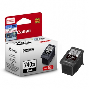 Canon PG-740XL (大容量) (原裝) Ink Black