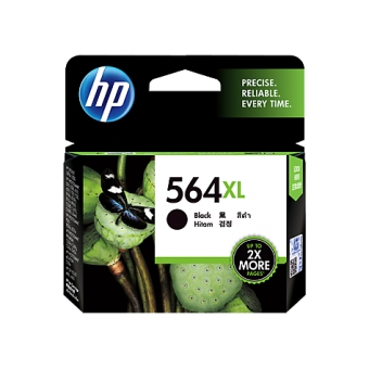 HP  CB321WA=CN684WA  (564XL) (原裝) (550pages) Ink B