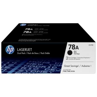 HP CE278AD (78A) (原裝) (孖裝) (2.1K x 2) Laser Toner