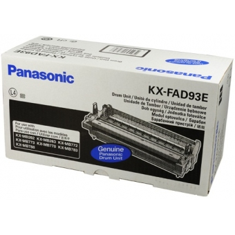 Panasonic KX-FAD93E (原裝) Drum Unit For KX-MB772CX