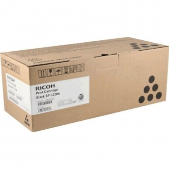 Ricoh 19266 (原裝) (2K) Toner - Black Aficio SP-C220