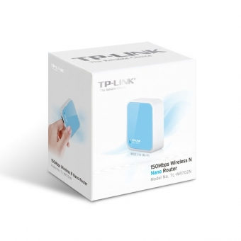 TP-Link TL-WR702N (150M) Wireless N Nano Router