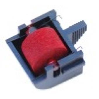 ABD EC-5 (原裝)  支票機  墨轆  (紅) 藍色包裝