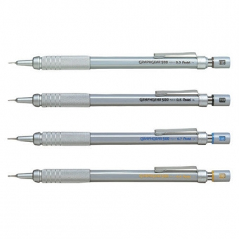 Pentel   PG513-E   鉛芯筆  (0.3)