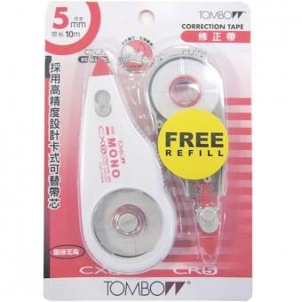 Tombow    CT-CX5 (CX5 + CR5) 改錯機套裝 (5mm)