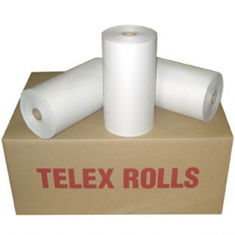 (YS) 1PLY  214 x 25mm(core) Telex Paper EX-JUMBO (