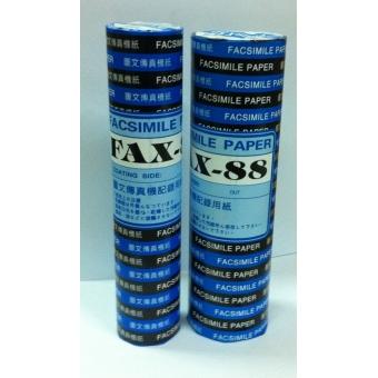 (YS) (FAX-888)216 x  100 x 50mm(core) 94mm傳真紙