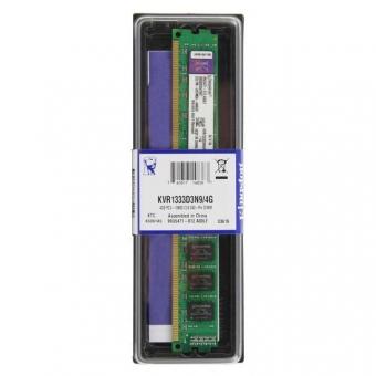 Kingston DDR3  4GB (Desktop) 1333MHz  CL9 240-pin