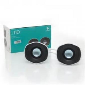 Logitech (Z110) Stereo Speakers - #980-000523