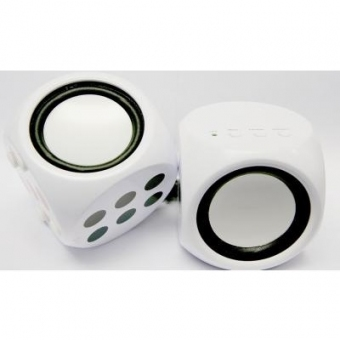 Matrix-@  #MS618 USB Mini Speaker  USB2.0