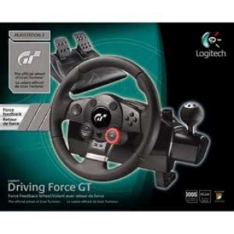 Logitech (GT) STD Driving Force Wheel Accsforce Fe