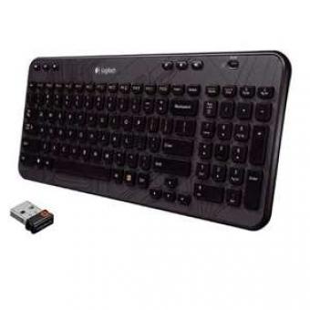 Logitech (K360) (黑) 無線 Keyboard - #920-003250